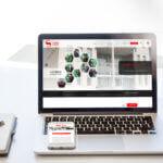 طراحی سایت شرکت سیم برش