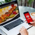 طراحی سایت و اپلیکیشن رستوران بختیاری