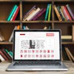 طراحی سایت موسسه تحقیقاتی پردازش